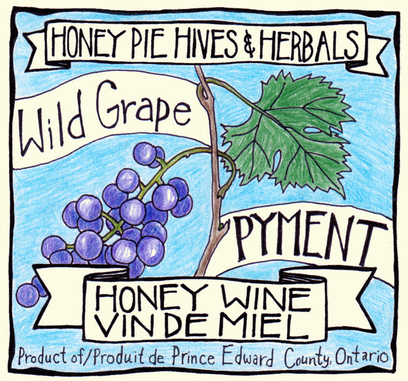 Wild Grape Pyment