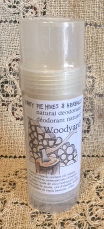 Natural Deodorant Woodyard