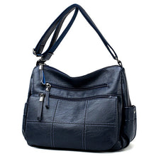 Load image into Gallery viewer, Hot Luxury Soft Leather Ladies Hand Bags Bolsa Feminina Crossbody Bags for Women Daily Travel Messenger Bags Sac A Main Femme