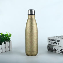 Load image into Gallery viewer, LOGO Custom Thermos Bottle Vacuum Flasks Stainless Steel Water Bottle Portable Sports Gift Cups