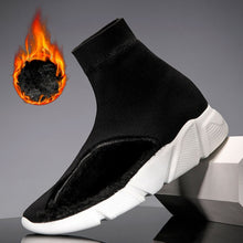 Load image into Gallery viewer, MWY Breathable Hollow Couple Socks Shoes Trendy Men Casual Shoes Chaussures  Homme Loafers Men Comfortable Sneakers Male Shoes