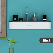 Load image into Gallery viewer, ONEUP Bathroom Shelf Wall Mounted Shampoo Cosmetic Shower Shelves Bathroom Towel Rack Kitchen Storage Rack Bath Accessories