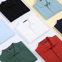Load image into Gallery viewer, Pioneer Camp 2020 Polo Shirt Men Summer 100% Cotton Solid Color Fashion Classic Polo Shirts Men's Clothing ADP-FC-SU-0023T