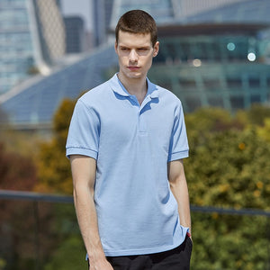 Pioneer Camp 2020 Polo Shirt Men Summer 100% Cotton Solid Color Fashion Classic Polo Shirts Men's Clothing ADP-FC-SU-0023T