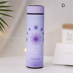 ZOOOBE Thermos Double Wall Stainless Steel Vacuum Flasks Thermos Cup Coffee Tea Milk Travel Mug Thermo Bottle Thermocup