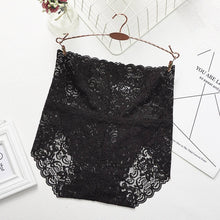 Load image into Gallery viewer, Women Panties Sexy Lace Underwear Woman Knickers Lace Panties Mesh Floral Lingerie Female Seamless Briefs Underpants Plus Size