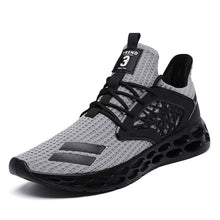 Load image into Gallery viewer, Men's Running Shoes Professional Outdoor Breathable Comfortable Fitness Shock absorption Trainer Sport Gym Sneaker 2019 Hot Sell