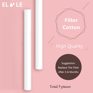 ELOOLE USB Portable Air Humidifier Donut Bottle Aroma Diffuser Mist Maker For Home Office Humidification Detachable