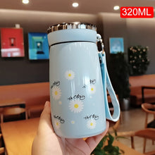 Load image into Gallery viewer, 2020 New 500/380ML Thermos Flask Coffee Mug Thickened Big Car Thermos Mug Travel Thermo Cup Thermosmug For Gifts Vacuum Flask