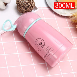 2020 New 500/380ML Thermos Flask Coffee Mug Thickened Big Car Thermos Mug Travel Thermo Cup Thermosmug For Gifts Vacuum Flask