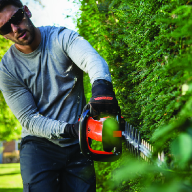 ECHO hedge trimmer