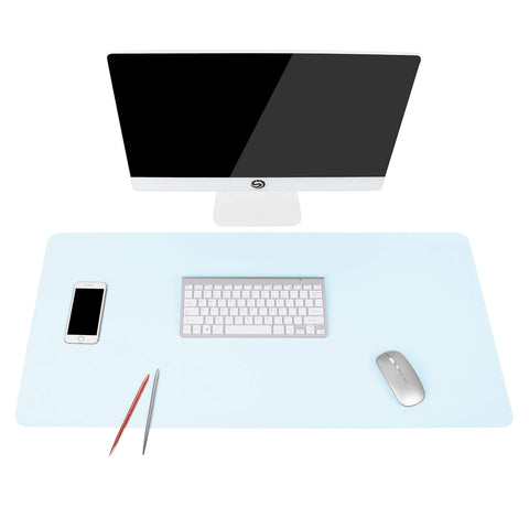 "Writing Desk Pad-Sky Blue-35.4"" by 17"""