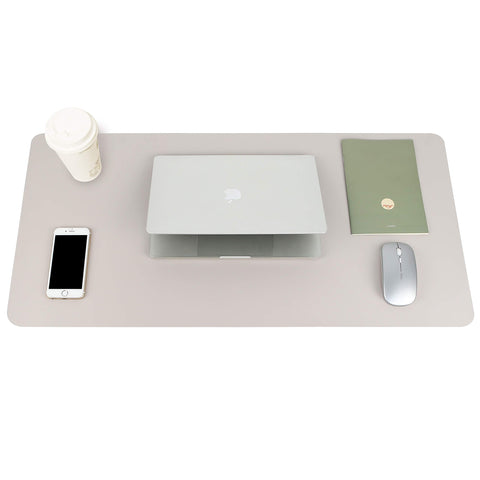 "Writing Desk Pad-Gray-31.5"" by 15.7"""