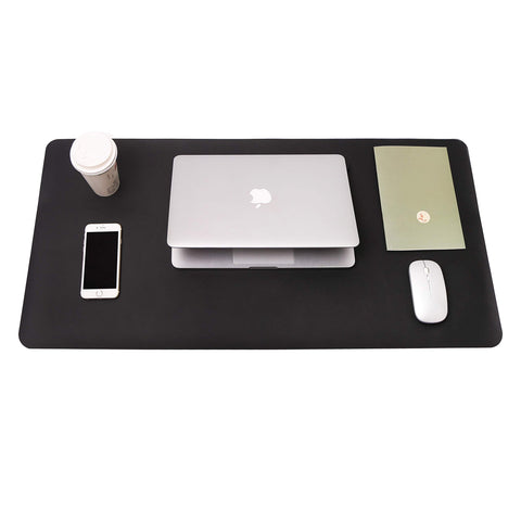"Writing Desk Pad-Black-31.5"" by 15.7"""
