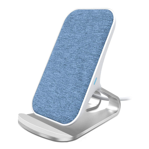 Fast Charging Phone Charger-Wireless-Blue