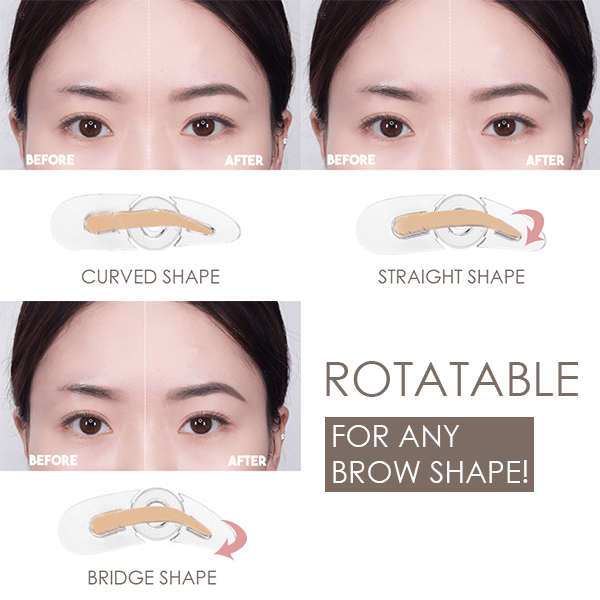 MyBrowBeauty™ Eyebrow Stamp