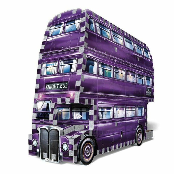 The Knight Bus - 3D Puzzle