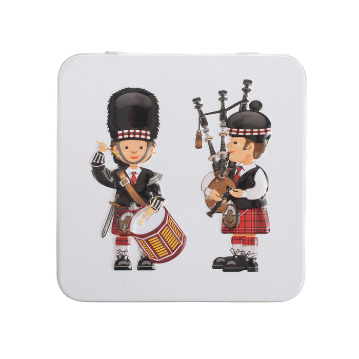 90G Pipers Tin Shortbread