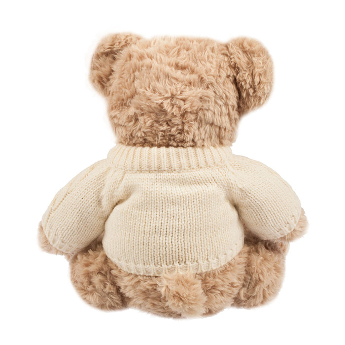 Sherwood Bear With Aran Jumper