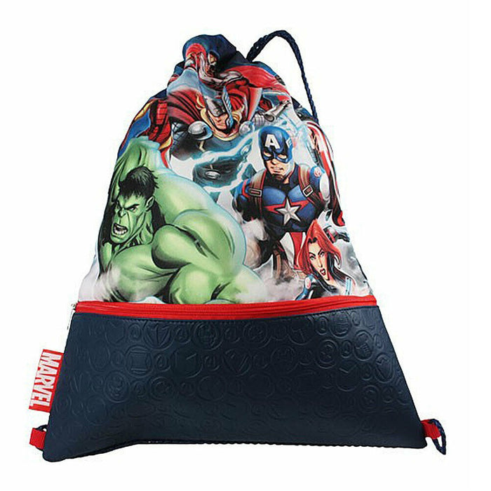 Avengers Photograph Trainer Bag