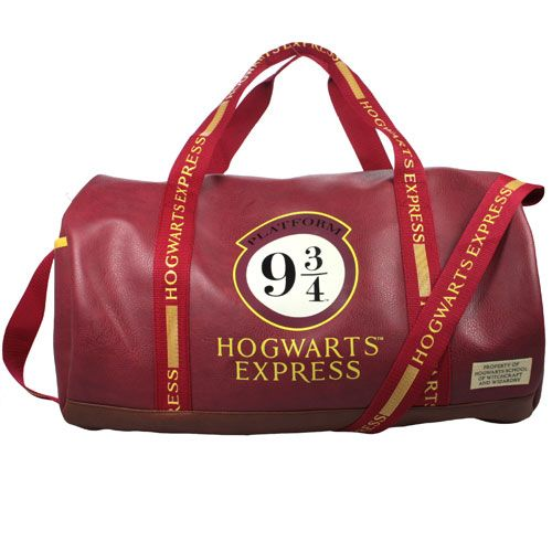 Harry Potter Hogwarts Express Albany Barrel Bag