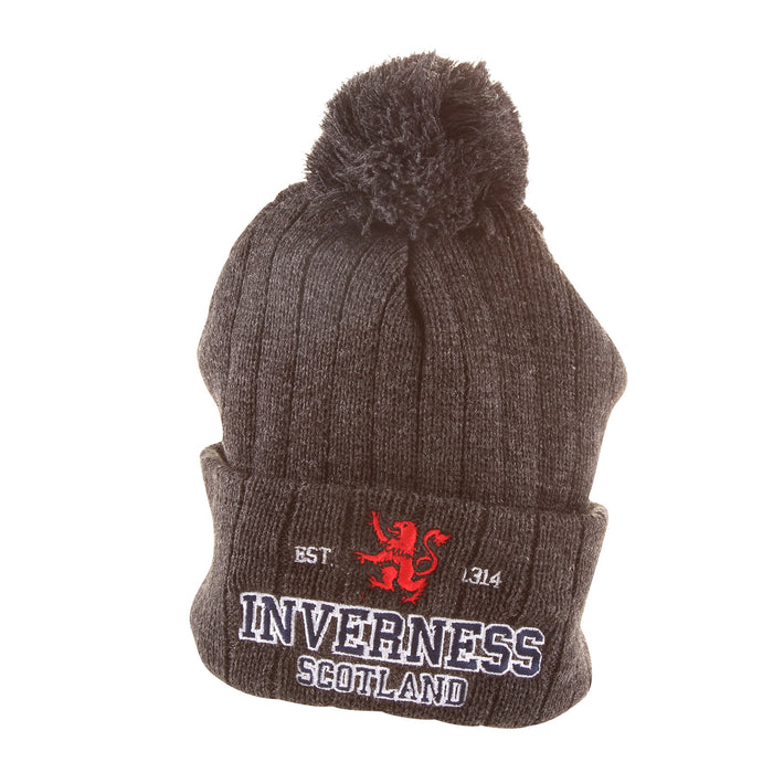 Bobble Hat Lion/ 1314/ Inverness/ Sctld