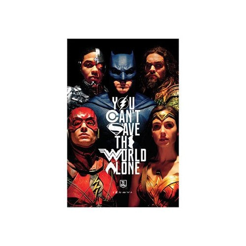 Justice League Movie Save The World