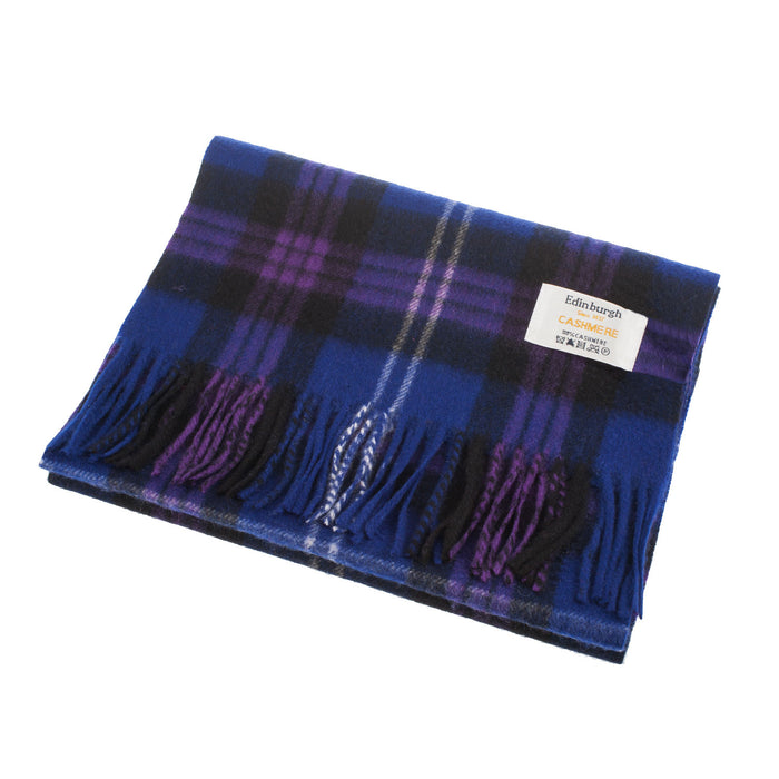 Edinburgh Cashmere Scarf  Heritage Of Scotland
