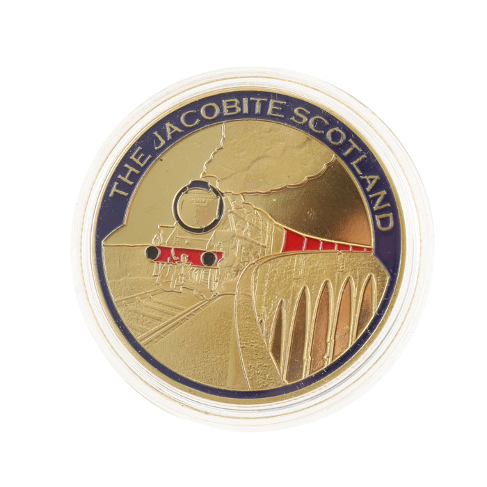 Scotland Souvenir Coin Jacobite