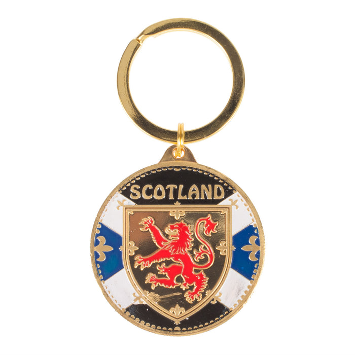 Scotland Souvenir Keyring Military Tattoo