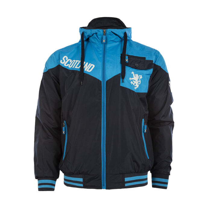 Gents Scotland 2 Tone Windbreaker Jacket