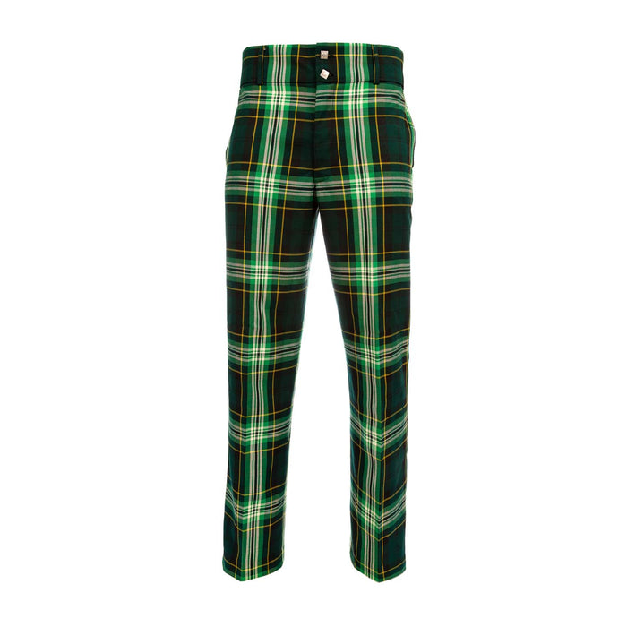 Men's Tartan Trews Parkhead District