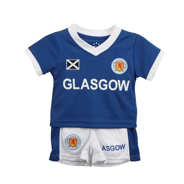 Kids Glasgow Football Kit