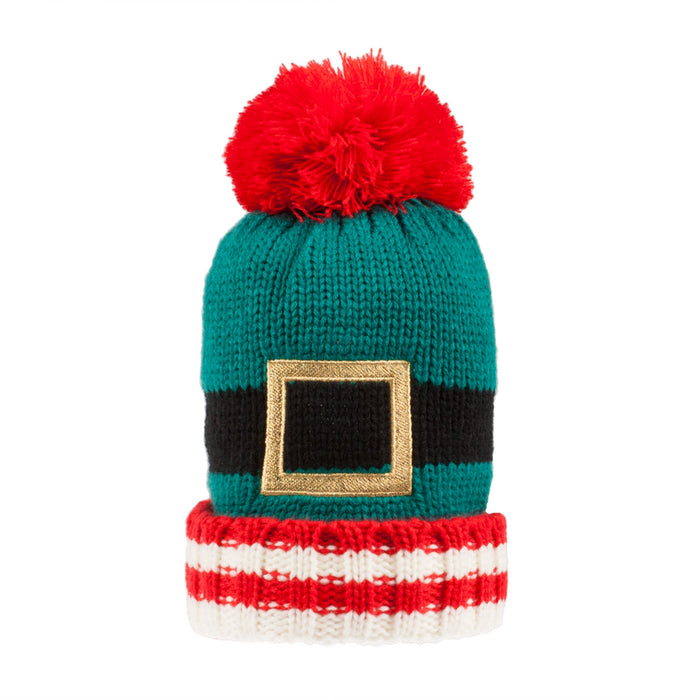 Christmas Beanie Hat  Santa Suit