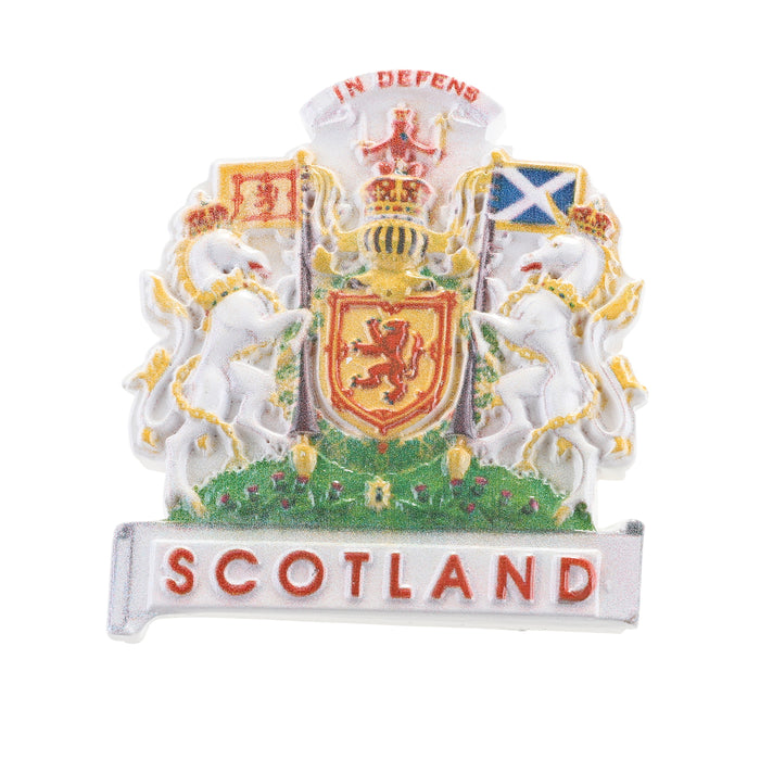 Scotland Horses Kingdom Magnet