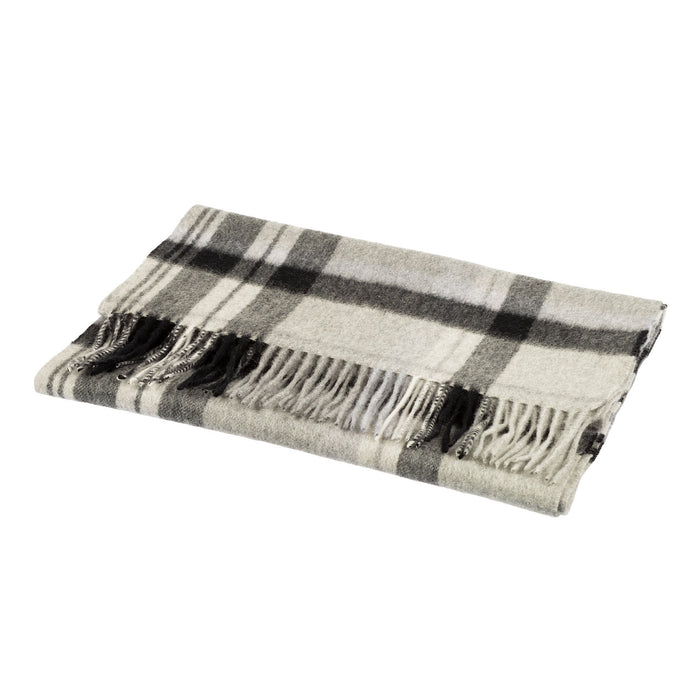 Edinburgh 100% Cashmere Wide Scarf
