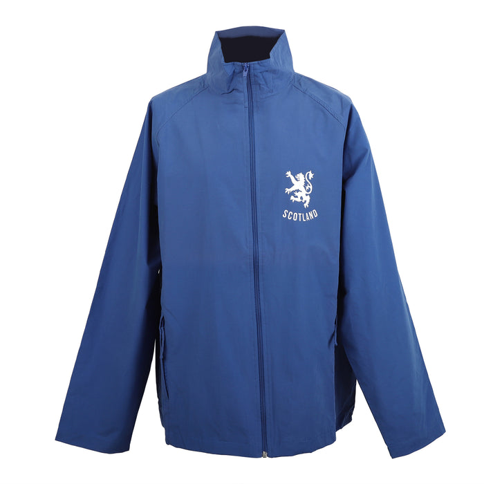 Blue Xl White Lion Waterproof Jacket Royal Blue