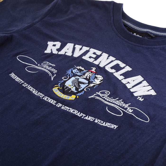 Harry Potter - T-Shirt - Ravenclaw Quidditch Team