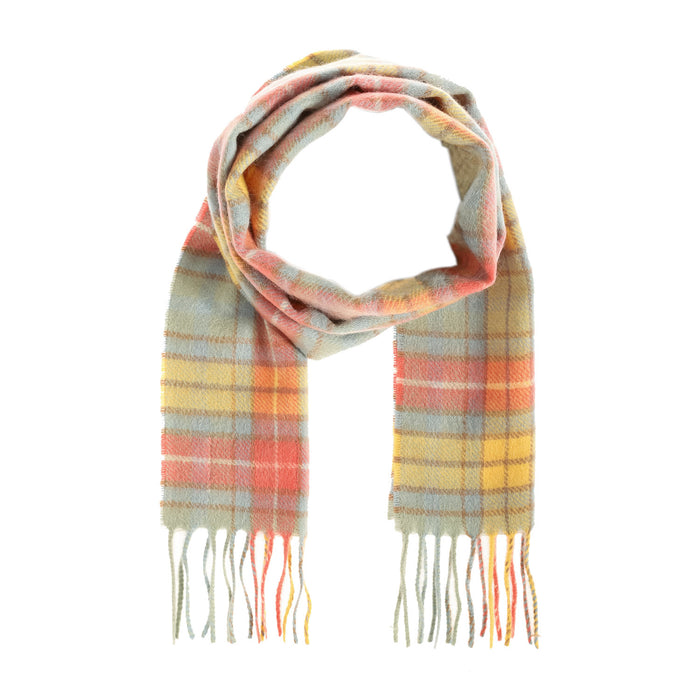Edinburgh Cashmere Mini Scarf  Buchanan Ancient