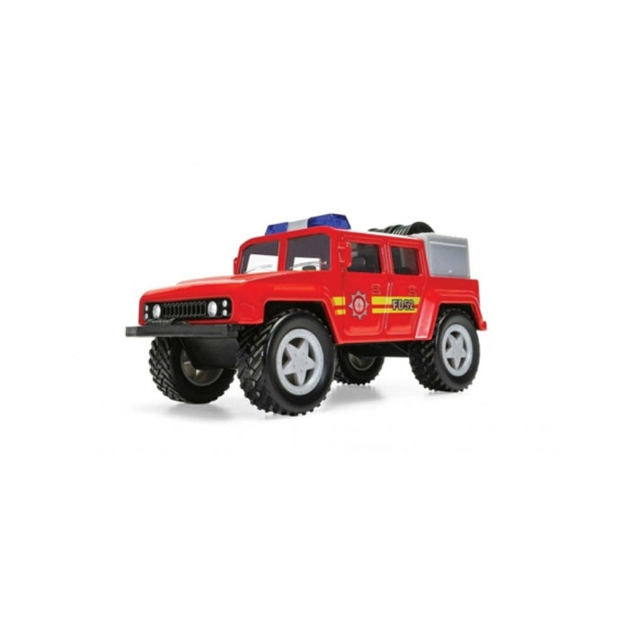 Chunkies Toy Vehicle Off Road Fire Engine Uk
