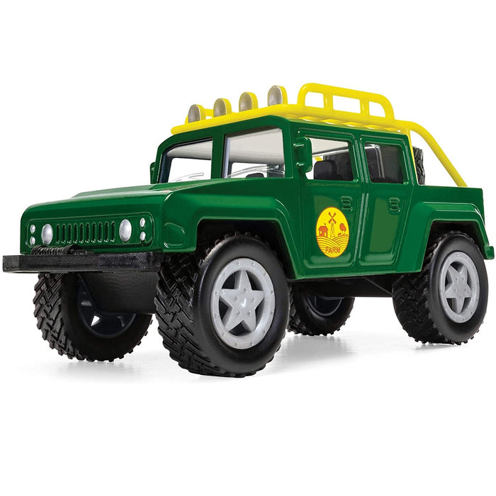 Chunkies Toy Vehicle Off Road Farm