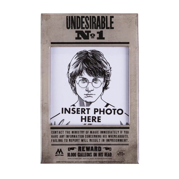 Harry Potter - Photo Frame Magnet Undesirable No 1