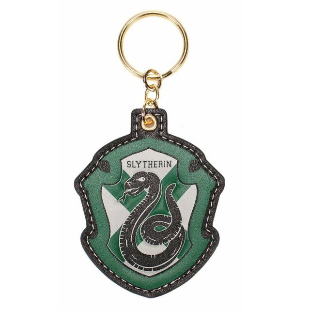 Harry Potter Keyring - (Slytherin Crest)