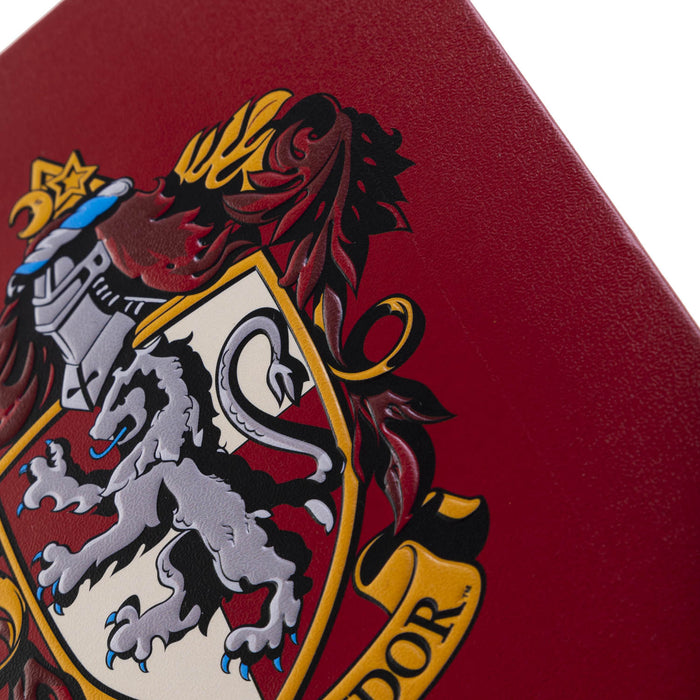 Harry Potter Gryffindor House Notebook