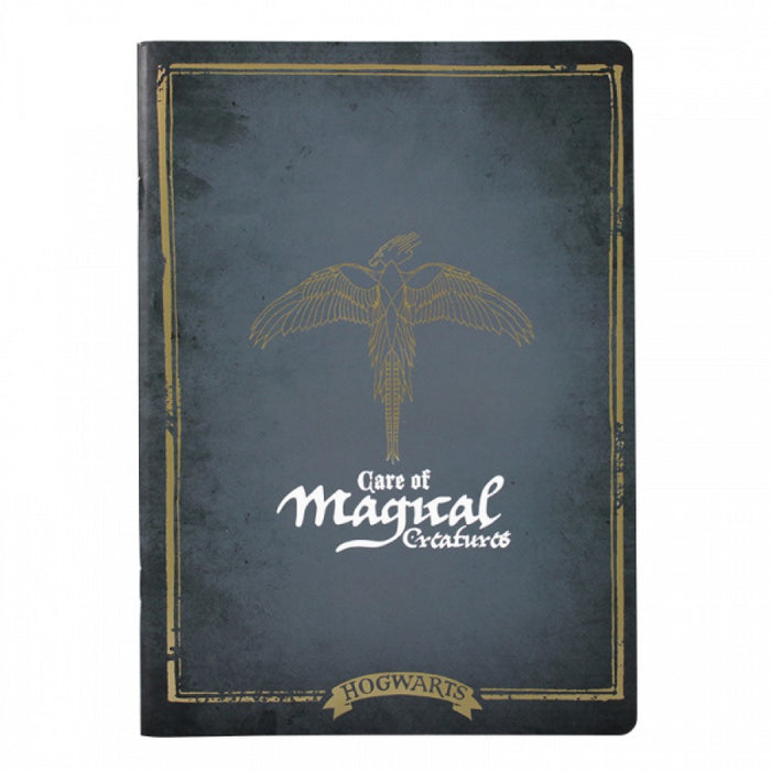 Exercise Notebook Hp Magical Creatures
