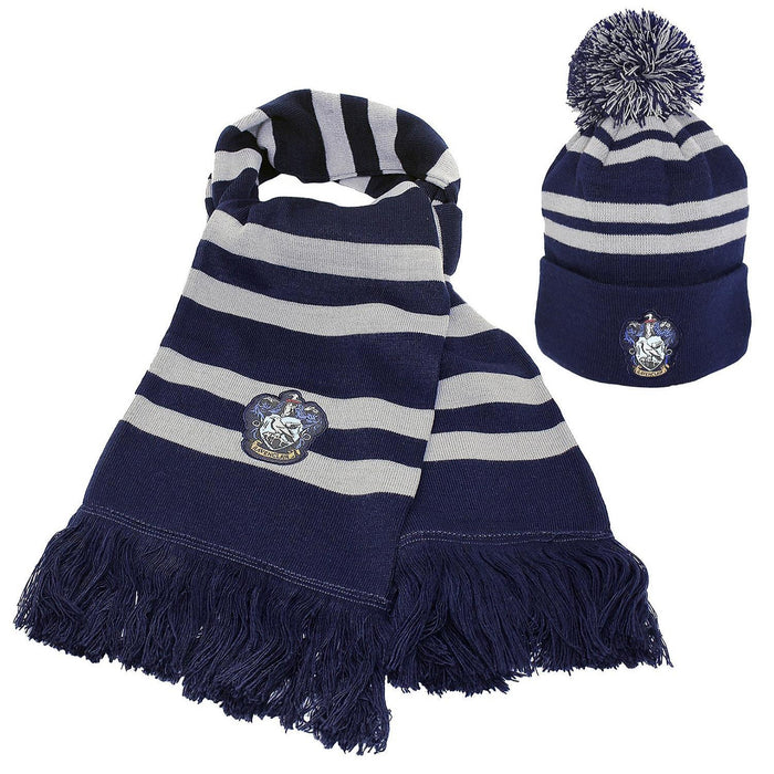 Harry Potter Scarf & Hat Ravenclaw