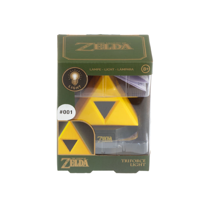 Triforce 3D Light