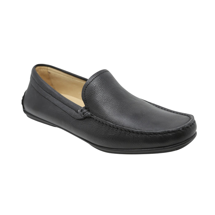Lucas Leather Moccasin
