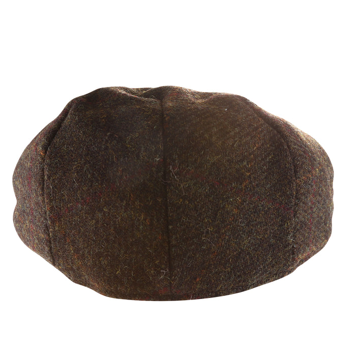 Men's Tweed Stornoway Y02 Flat Cap  2017