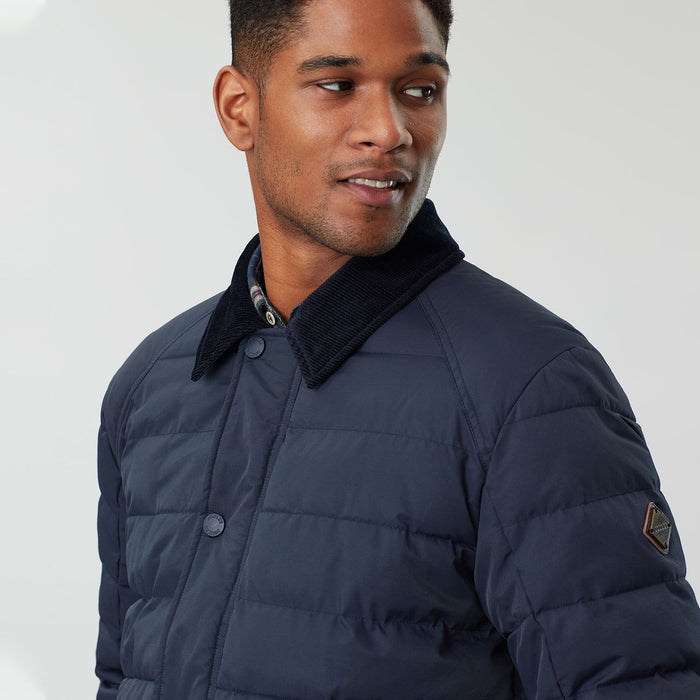 Men's Joules Bayford Padded Outer Coach Jacket